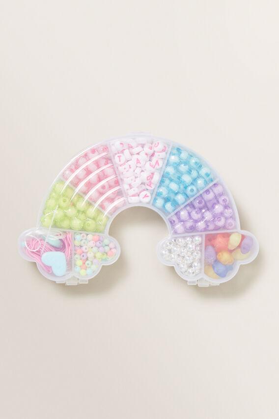 Rainbow DIY Jewellery Kit  MULTI  hi-res