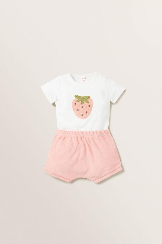 Strawberry Bodysuit  CANVAS  hi-res