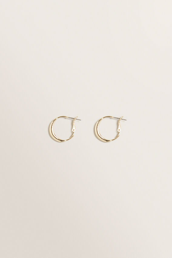 Tiny Hoops  GOLD  hi-res