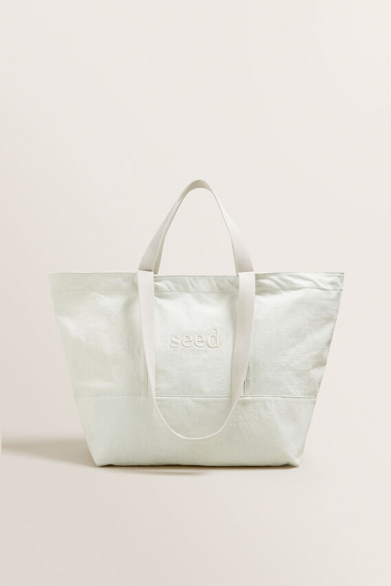 Seed Overnight Bag  DENIM  hi-res