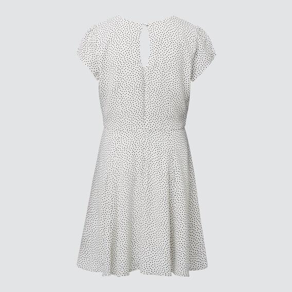 Cap Sleeve Dress  VINTAGE WHITE  hi-res