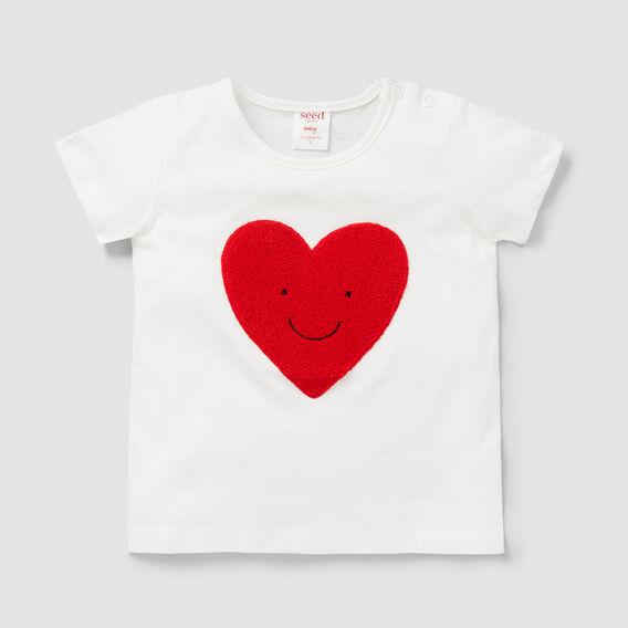 Heart Tee  CANVAS  hi-res