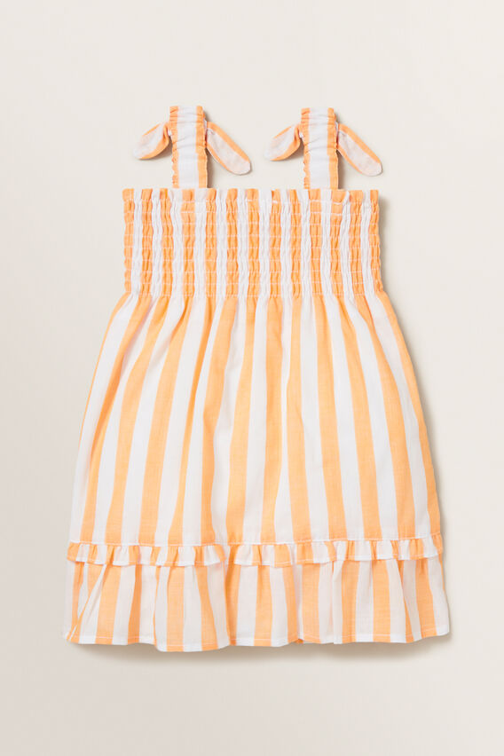 Stripe Dress  MARIGOLD  hi-res