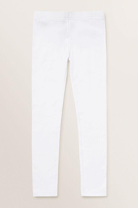 Basic Legging  WHITE  hi-res