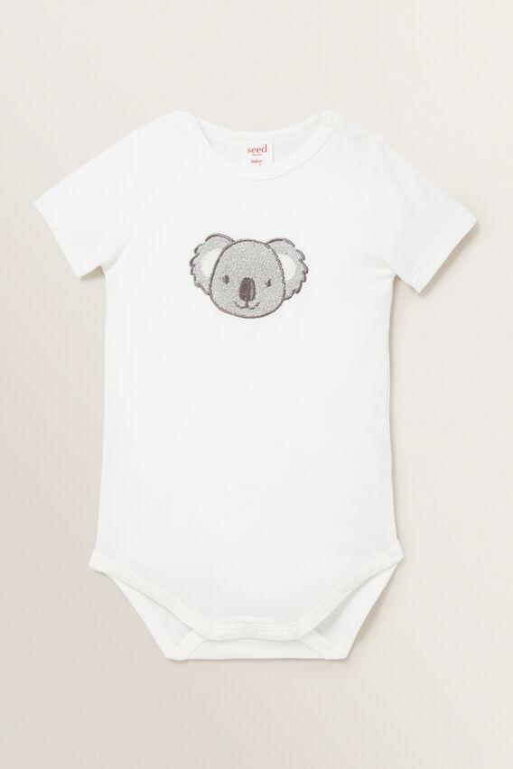 Koala Bodysuit  CANVAS  hi-res