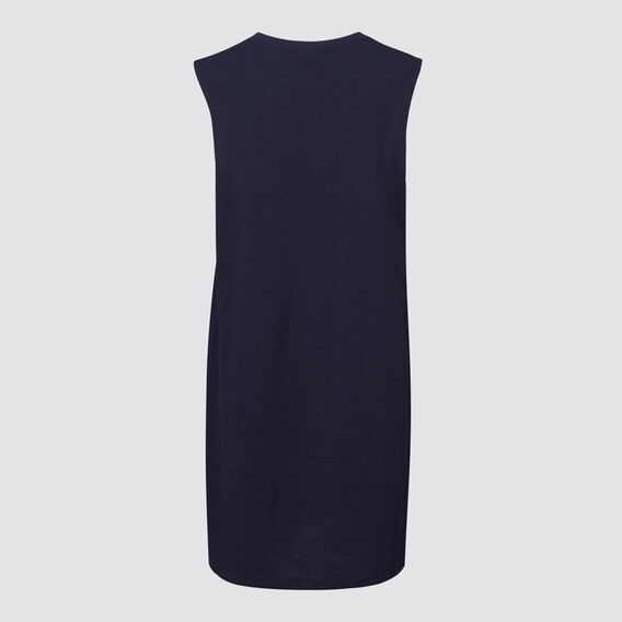 Muscle Tank Dress  MIDNIGHT  hi-res