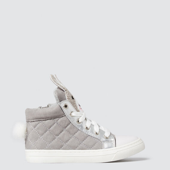 Bunny Hightops  GREY  hi-res
