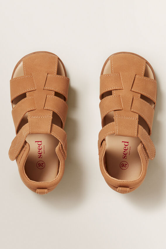 Cage Sandals  TAN  hi-res