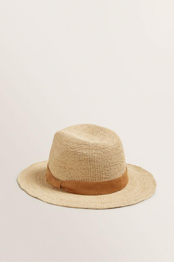 Classic Panama  NATURAL/ TAN  hi-res