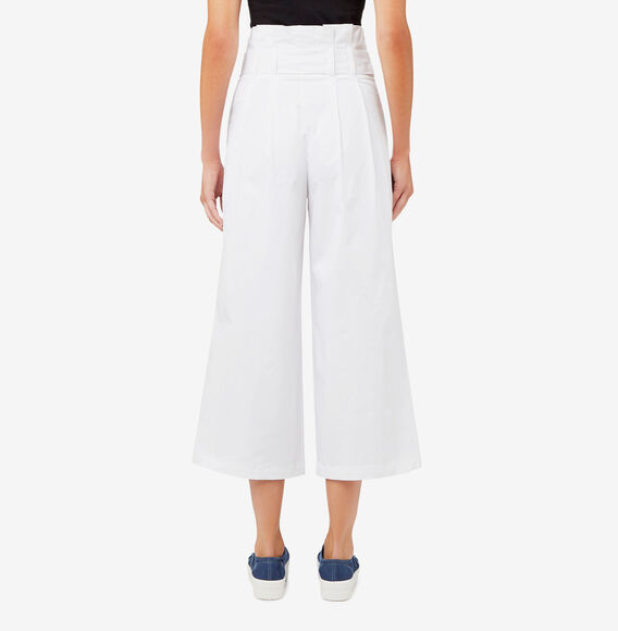 Paperbag Pant  BRIGHT WHITE  hi-res