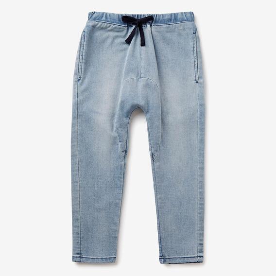 Harem Jeans  CLOUDY BLUE  hi-res