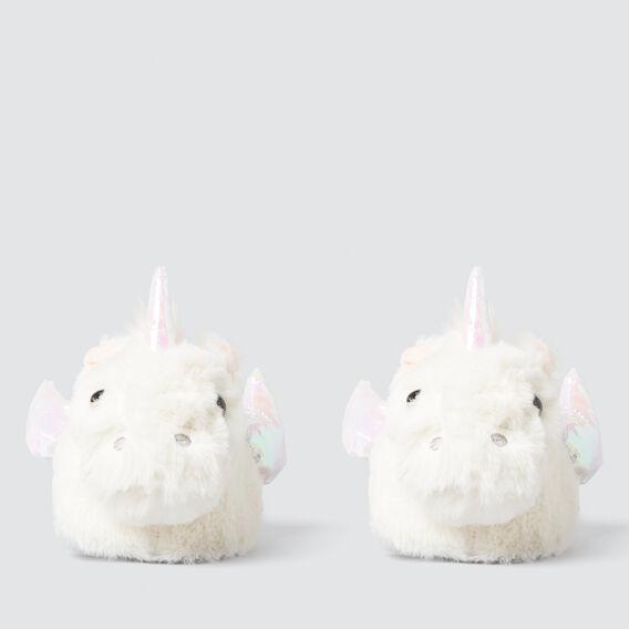 Unicorn Slippers  MULTI  hi-res