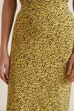 Animal Print Skirt  MINI ZEBRA  hi-res