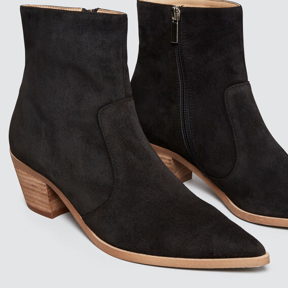 Angie Pointed Boot  BLACK  hi-res