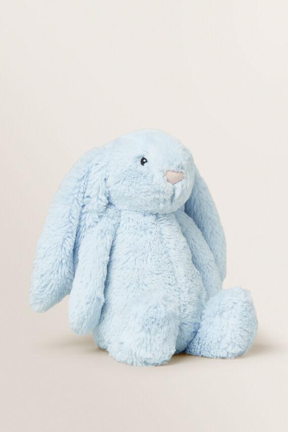 Medium Bashful Bunny  PALE BLUE  hi-res