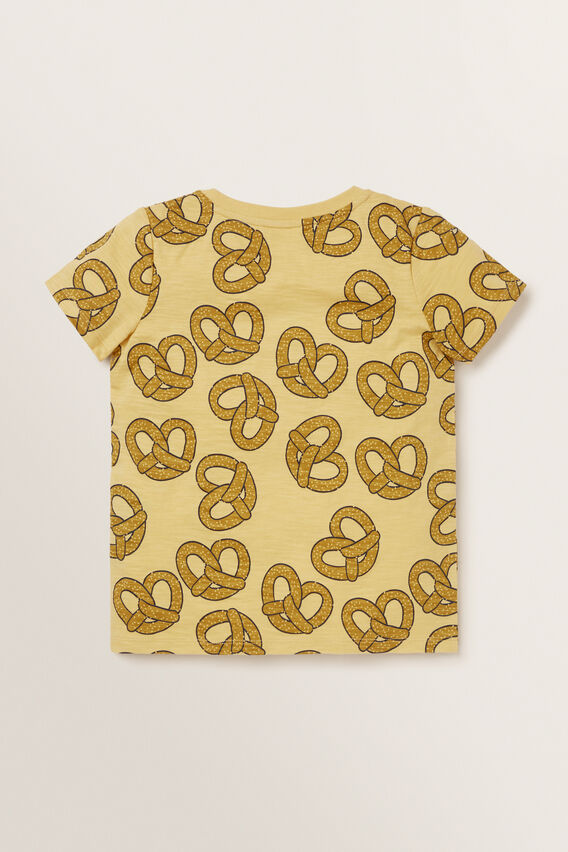 Pretzel Tee  MEADOW  hi-res