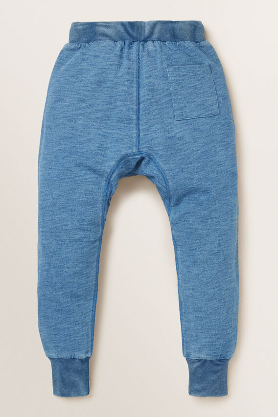 Gusset Trackpant  LIGHT INDIGO  hi-res
