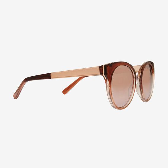 Eva Cat Eye Sunglasses  ROSE GOLD  hi-res