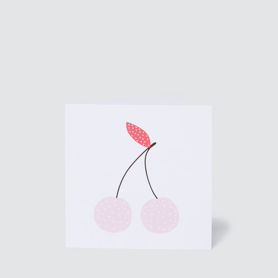 Small Cherry Card  MULTI  hi-res