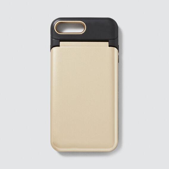 Mirror iPhone Case 7+/8+  GOLD  hi-res