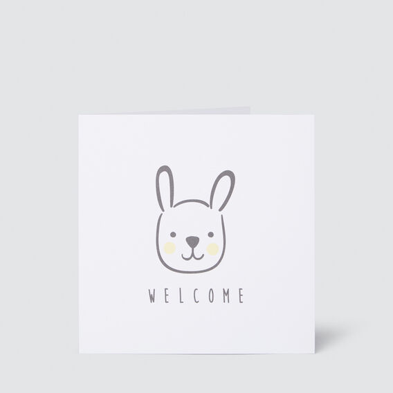 Large Welcome Card  MULTI  hi-res