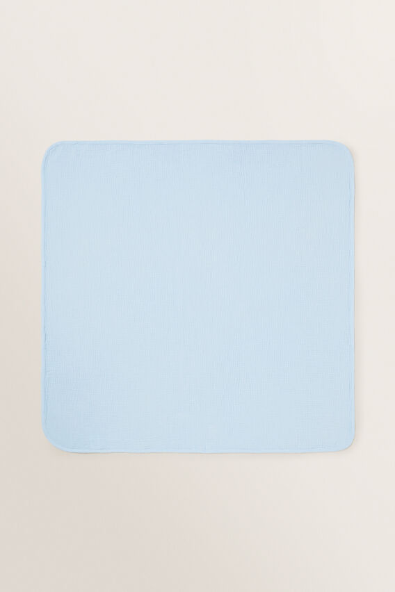 Muslin Wrap  POWDER BLUE  hi-res