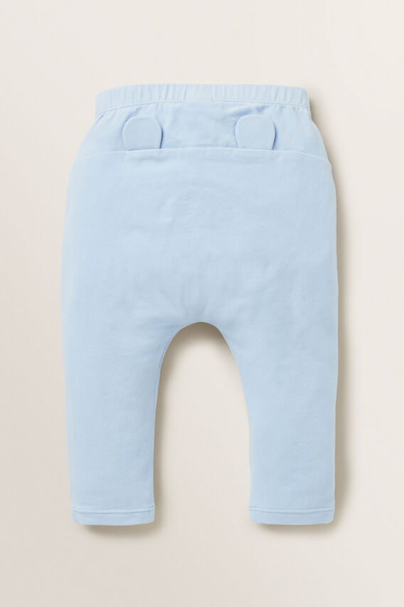 Bear Knee Legging  POWDER BLUE  hi-res