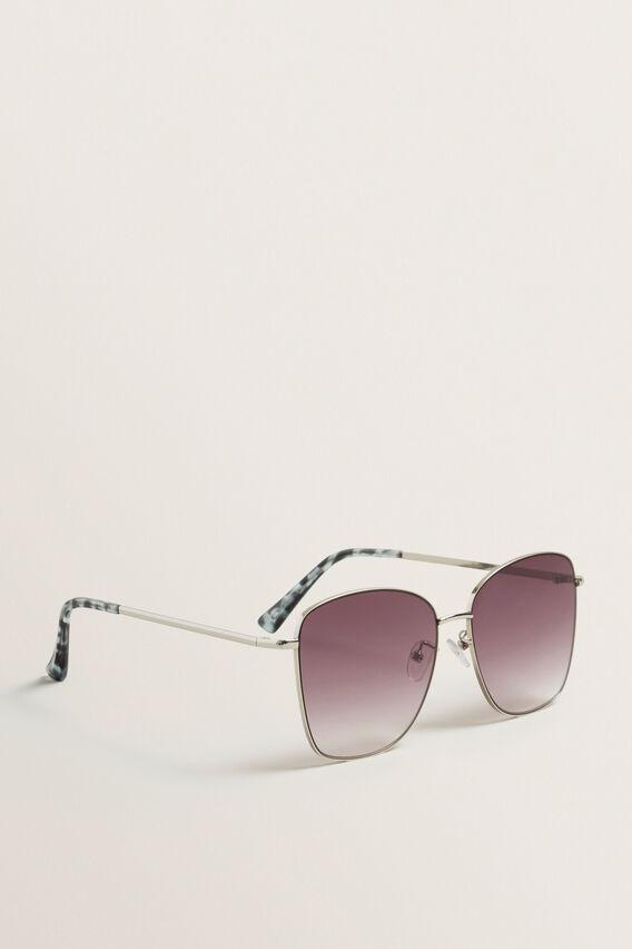 Louise Metal Sunglasses  GREY TORT  hi-res