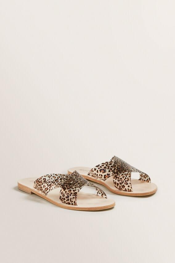 Kylie Cross Over Sandal  OCELOT  hi-res