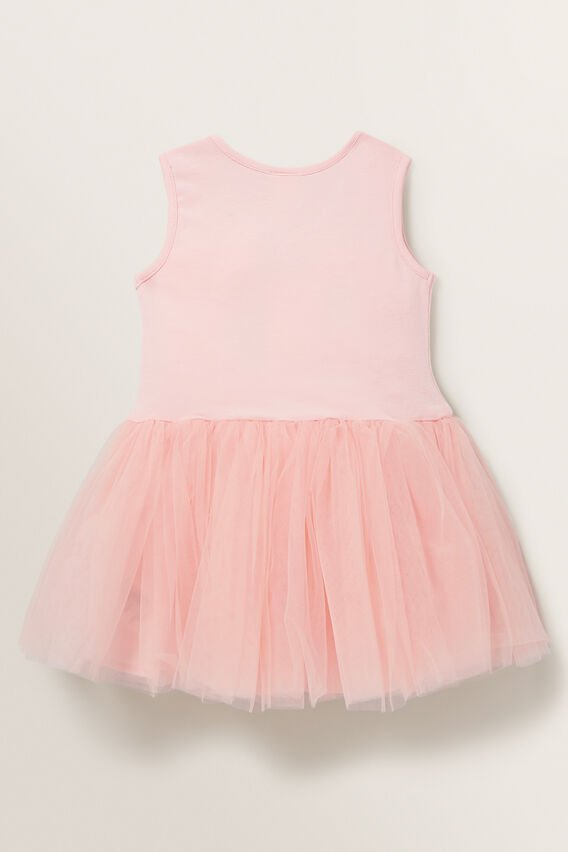 Tutu Dress  DUSTY ROSE  hi-res