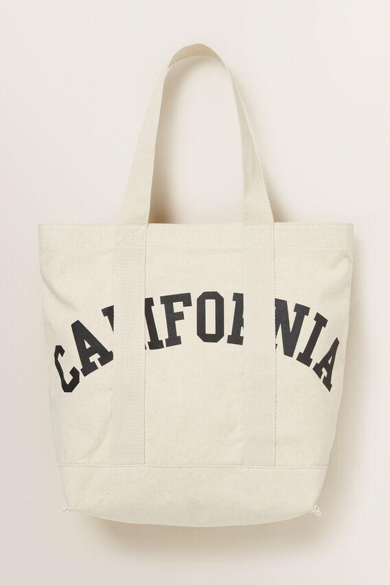 Cali Tote Bag  NATURAL  hi-res