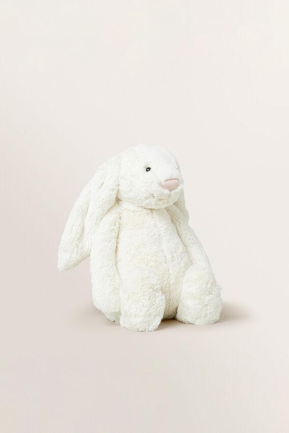 Huge Bashful Bunny  CREAM  hi-res