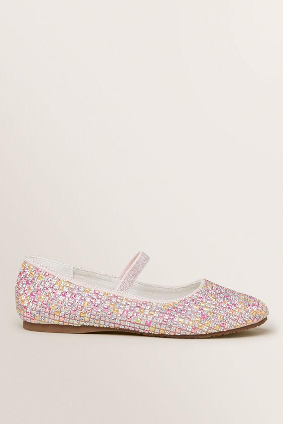 Jewel Ballet Flat  MULTI  hi-res