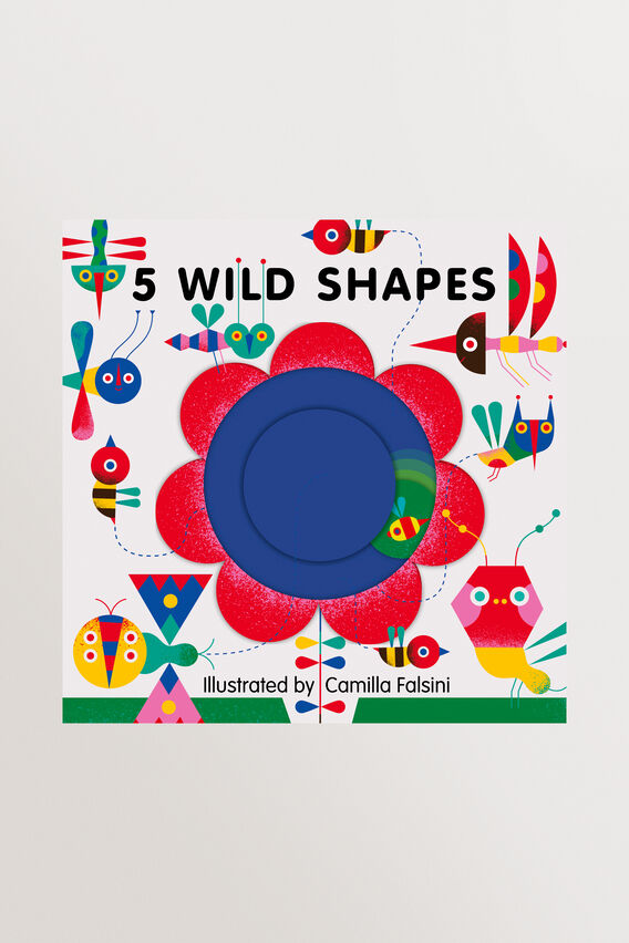 Wild Shapes Book  MULTI  hi-res