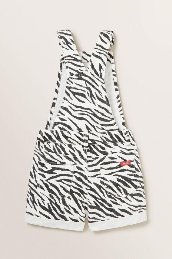 Zebra Denim Dungaree  ZEBRA  hi-res