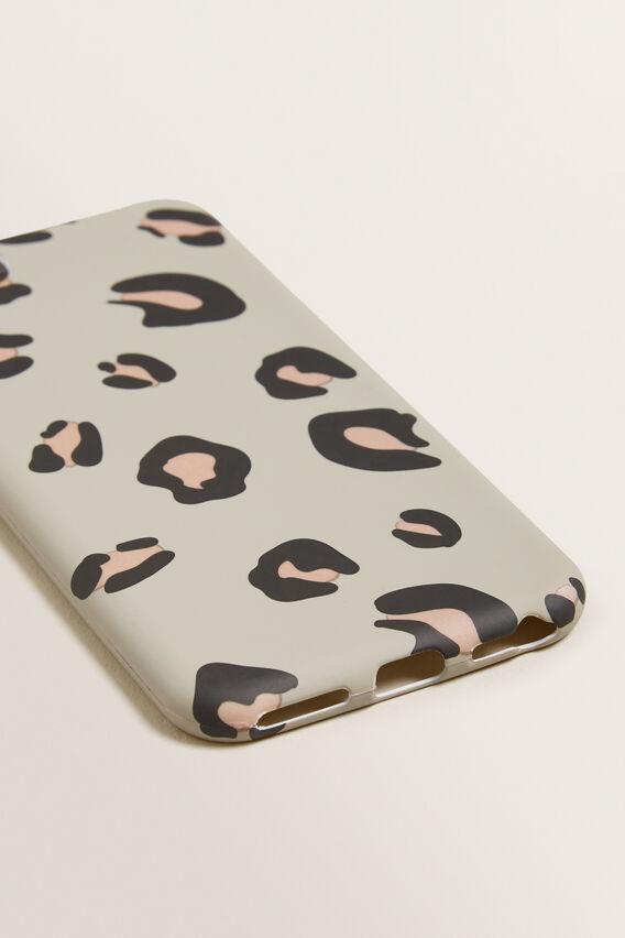 iPhone Case 6/7/8  KHAKI OCELOT  hi-res