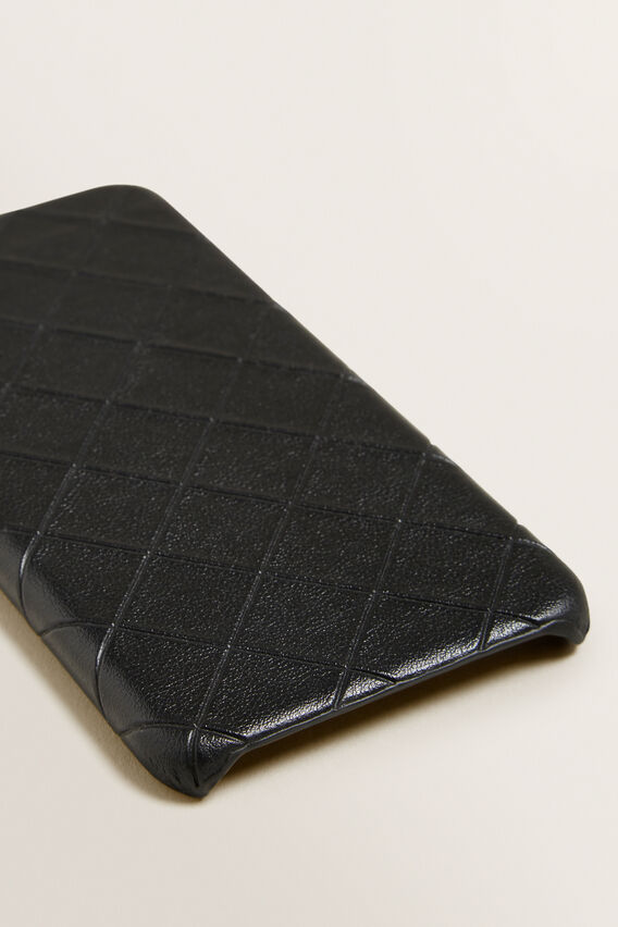 iPhone X/XS Max  BLACK TEXTURED  hi-res