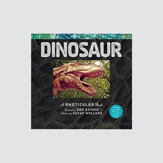 Dinosaur Photicular Book  MULTI  hi-res
