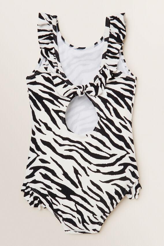 Zebra Frill Bather  ZEBRA  hi-res