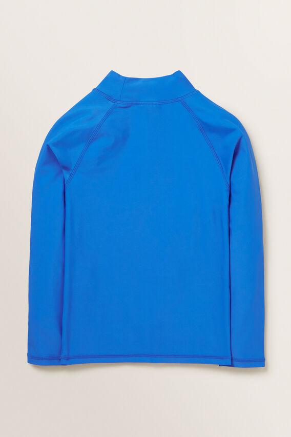 Novelty Print Rashvest  BLUE CRUSH  hi-res