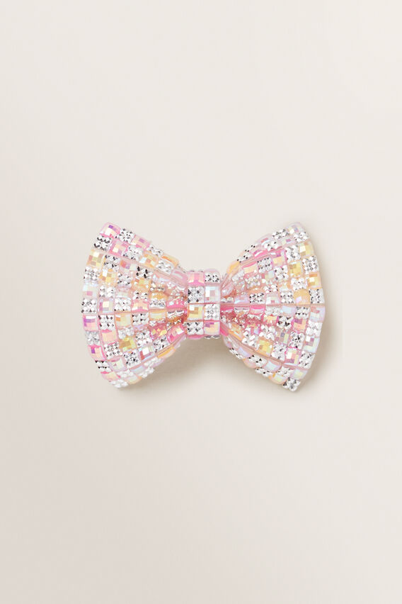 Gem Bow Duck Clip  MULTI  hi-res