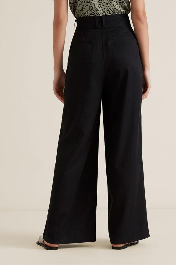 Mini Pocket Pant  BLACK  hi-res