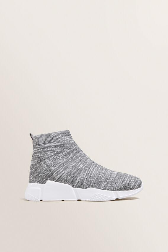 Sock Sneaker  GREY  hi-res