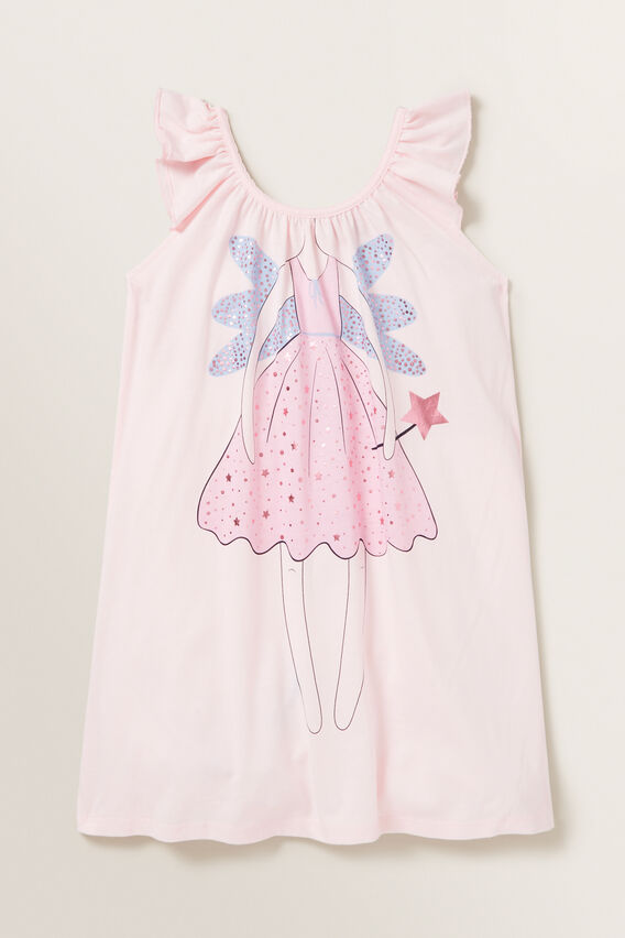 Fairy Nightie  ICE PINK  hi-res