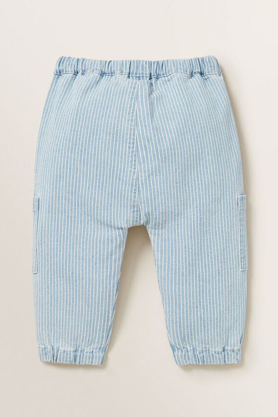 Stripe Pocket Pant  BLUE STRIPE  hi-res