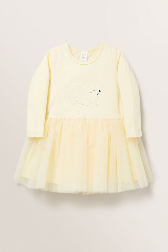 Mouse Tutu Dress  LEMON  hi-res