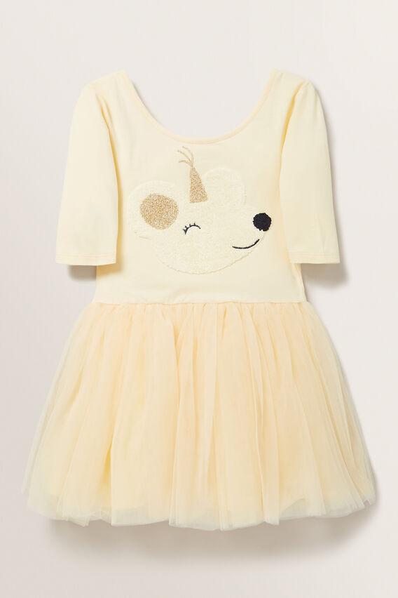 Mouse Tutu Dress  LEMON  hi-res