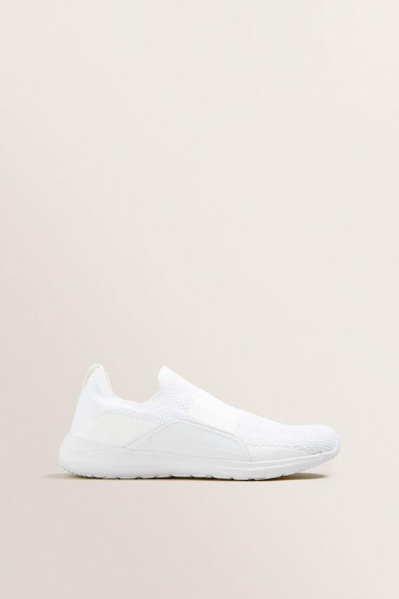 Ivy Pull On Sneaker  WHITE  hi-res