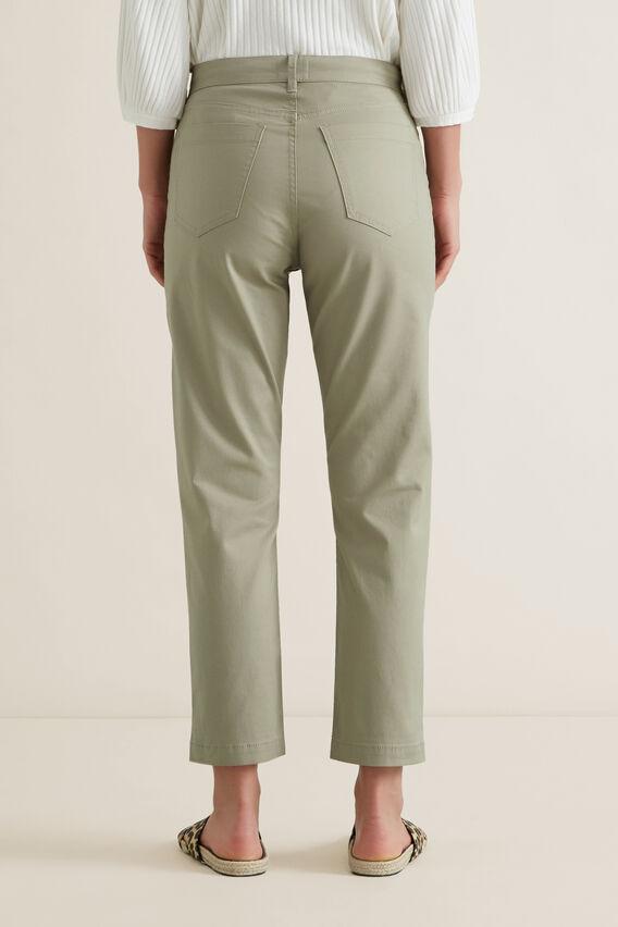 Soft Patch Pocket Pant  WASHED OLIVE  hi-res