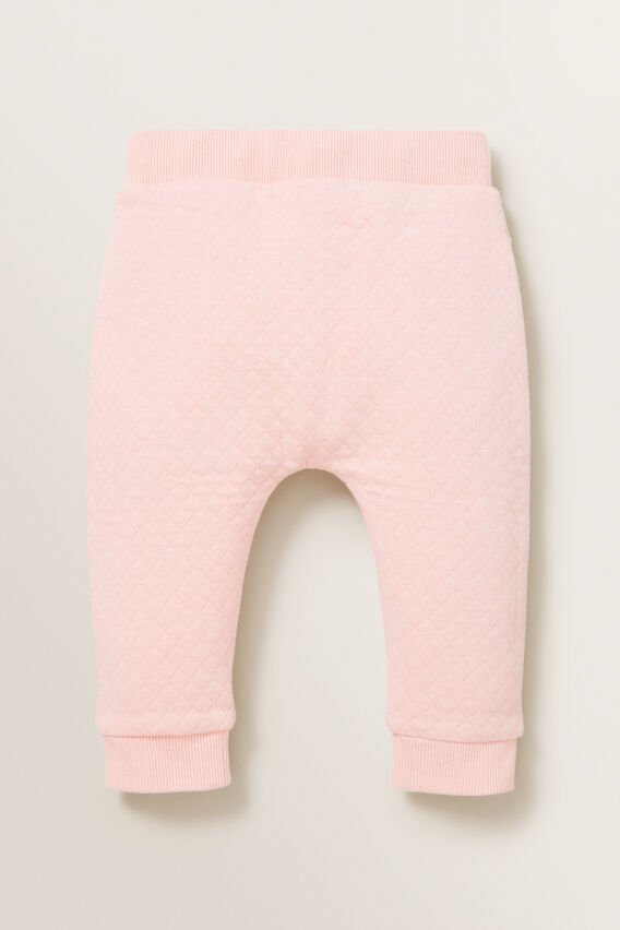 Quilted Trackie  DUSTY ROSE  hi-res